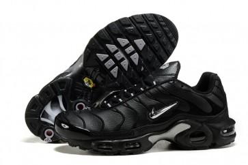 Boutique Chaussures Nike Air Max TN Plus Homme Noir Argent