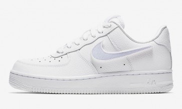 Acheter Femme Nike Air Force 1-100 Low Blanche