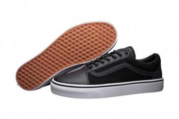 Chaussures Old Skool Reissue Noir Soldes, Vans Homme