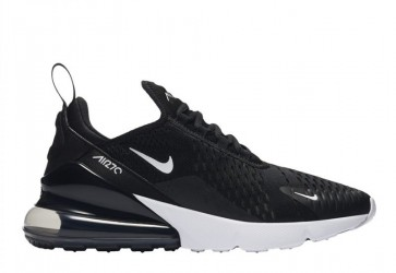 Femme Nike Air Max 270 Noir Blanche Soldes