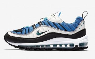 "Acheter Nike Air Max 98 Femme ""Bleu Nebula"" Sail Bleu"