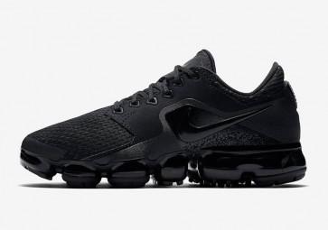Homme Nike Air Vapormax CS Triple Black Rabais