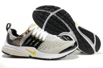 Chaussures Nike Air Presto Homme Grise Noir