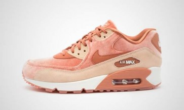 "Nike Air Max 90 LX Femme ""Dusty Peach"" Beige Dusty Peach Pas Cher"