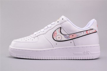 "Boutique Nike Air Force 1 Low CNY Homme ""Fireworks"" Blanche"