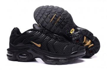 Boutique Nike Air Max Plus TN Ultra Homme Noir Or