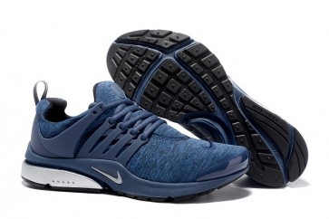"Acheter Chaussures Homme Nike Air Presto QS ""Fleece Pack"" Marine Argent"