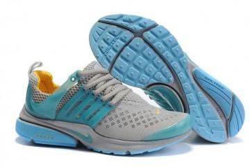 Chaussures Nike Air Presto Homme Pas Cher: Grise Bleu
