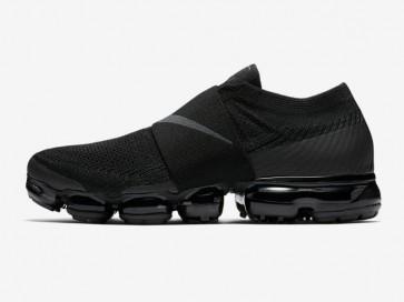 Boutique Femme Nike VaporMax Moc Flyknit Triple Black