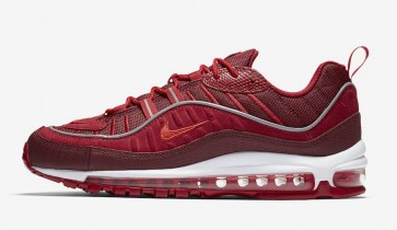 Nike Air Max 98 Homme SE Team Rouge En ligne