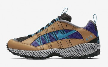 "Nike Air Humara ""Elemental Or"" Jogging Elemental Or Pourpre Homme Pas Cher"