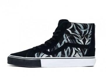 Vans SK8 Hi Camo Pas Cher   Chaussures Vans