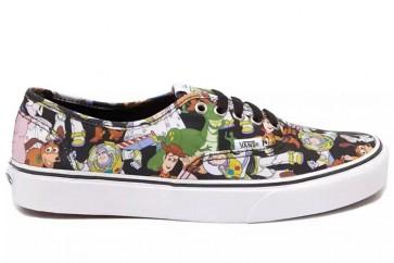 Vans Toy Story Noir Soldes, Chaussures Noir Vans
