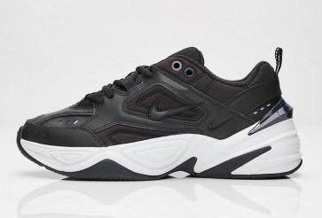 Homme Nike M2K Tekno Jogging Noir Blanche En ligne