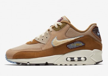 "Nike Air Max 90 Premium SE ""Chenille"" Homme Soldes"
