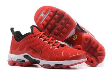 Nike Air Max Plus TN Ultra Chaussures Rouge Noir Pas Cher
