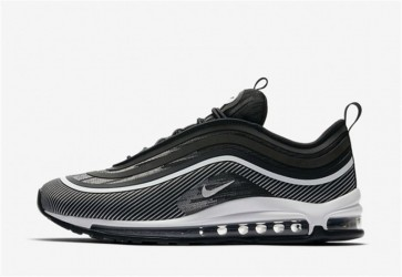 Boutique Homme Nike Air Max 97 ULTRA '17 Noir Blanche