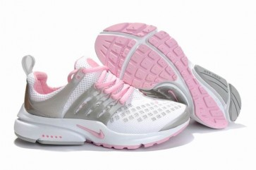 Boutique Chaussures Nike Air Presto Femme Blanche Rose