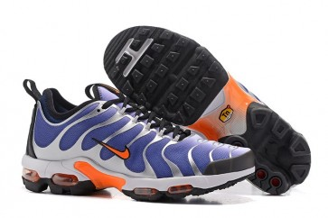 Nike Air Max Plus TN Ultra Homme Pas Cher, Chaussures Bleu Argent