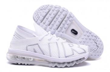 2017 Chaussures Nike Air Max Flair Blanche Soldes