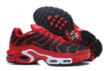 Nike Air Max Plus TN Ultra Homme Rouge Noir Rabais