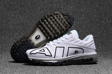5cb2d46db2dc Rabais Homme Nike Air Max Flair 2017 Chaussures Blanche Noir Pas ...