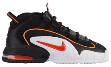 "Homme Nike Air Max Penny ""Total Orange"" Noir Orange En ligne"