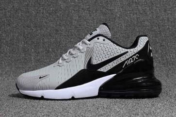 Admisión Advertencia en lugar  Nike Air Max 270 KPU Grise Noir Homme Soldes Pas Cher