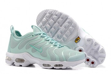 Nike Air Max Plus TN Ultra Soldes, Chaussures Femme, Jade Blanche