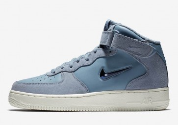 nike air force 1 bleu gris