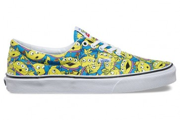Chaussures Vans Toy Story Blanche Pas Cher