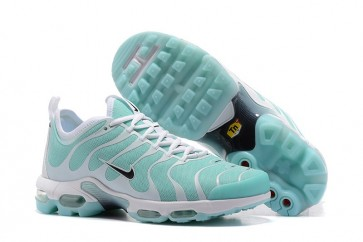 Chaussures Nike Air Max Plus TN Ultra Limit Jade Blanche Pas Cher