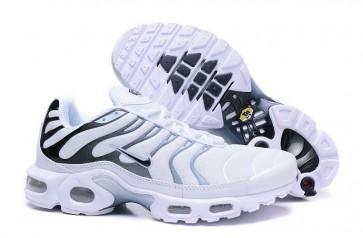 Homme Nike Air Max TN Plus Drift Chaussures Blanche Grise