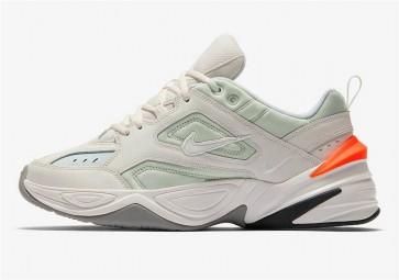 Homme Nike M2K Tekno Phantom Olive Grise Argent Soldes