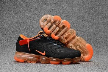Nike Air Max 2018.5 Homme Noir Orange Soldes