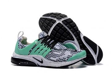 """Chaussures Homme Nike Air Presto GPX """"Verte Glow"""" Noir Verte"""