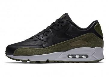 Boutique Nike Air Max 90 HAL Homme Noir Argent