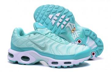 Nike Air Max TN Plus Femme Pas Cher - Chaussures Jade Blanche