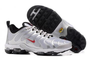 Boutique Chaussures Nike Air Max Plus TN Ultra Argent Grise