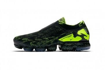 """Acronym x Nike VaporMax Moc 2 Homme """"The Illusional 'Ja'"""" Noir Pas Cher"""