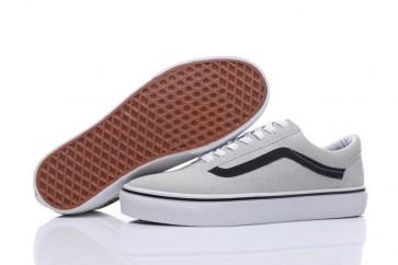Vans Old Skool Reptile Grise Noir | Chaussures Vans