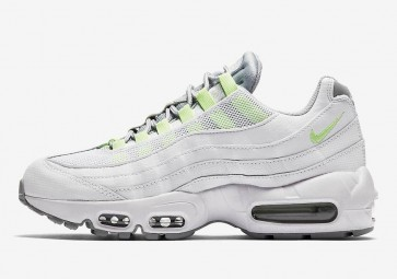 Homme Nike Air Max 95 SE Lifestyle Blanche Grise Pas Cher