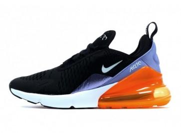 Acheter Femme Nike Air Max 270 Noir Orange