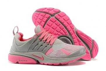 Nike Air Presto Grise Rose Pas Cher, Chaussures Nike Presto Femme