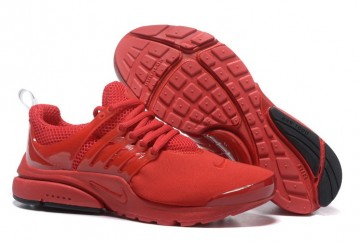 Chaussures Nike Air Presto BR Vente - Nike Presto Rouge