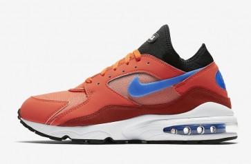 """Homme Nike Air Max 93 """"Vintage Coral"""" Vintage Coral Bleu En ligne"""