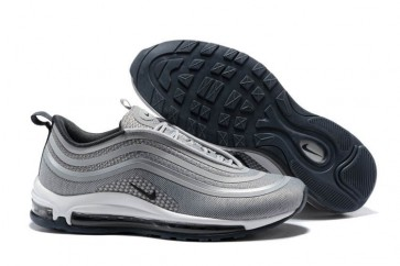 Homme Nike Air Max 97 UL'17 Jogging Light Grise Noir En ligne