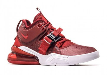 Boutique Nike Air Force 270 Homme Rouge Blanche