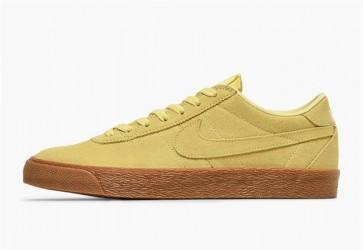 Boutique Nike SB Zoom Bruin Premium SE Lemon Wash Lemon Wash-Blanche