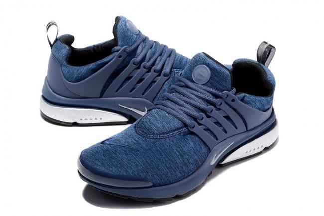 super specials factory outlets 100% top quality Boutique Homme Nike Air Presto QS Chaussures Bleu Pas Cher ...